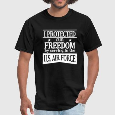 US Air Force Veteran - Men's T-Shirt