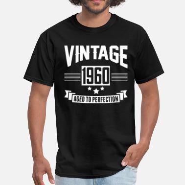 1960 Aged To Perfection VINTAGE 1960 - Aged To Perfection - Men's T-Shirt