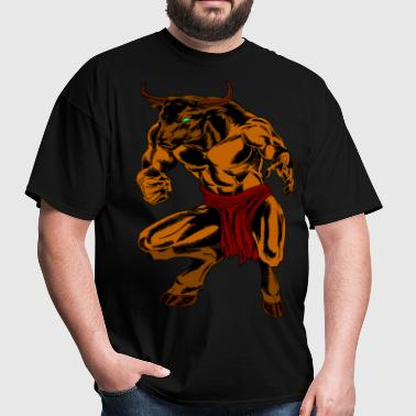 minotaur - Men's T-Shirt