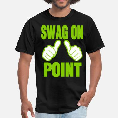 Swag On Point SWAG ON POINT - Men's T-Shirt