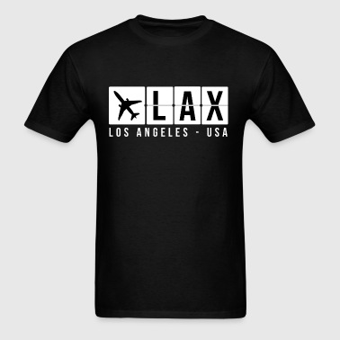 Los Angeles Airport Code - Men's T-Shirt