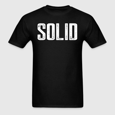 Solid - Men's T-Shirt
