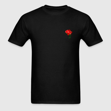 rose Long Sleeve Shirts - Men's T-Shirt