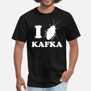 Franz I Love Kafka - Men's T-Shirt