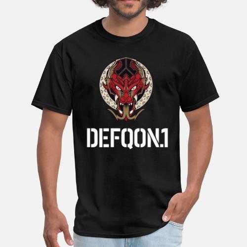 2fea8fd29245 Defqon.1 Dragonbloon 2016 Men s T-Shirt