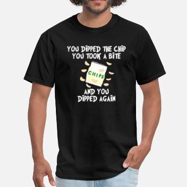 Seinfeld Quote Seinfeld Quote - Double Dip - Men's T-Shirt