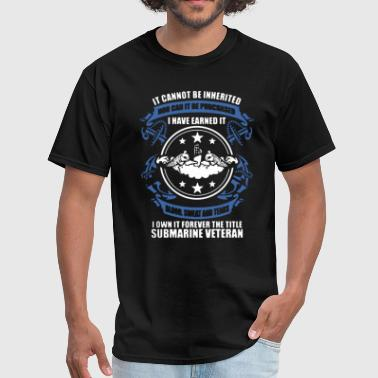 Submarine Forever Title - Men's T-Shirt