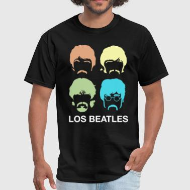 los beatles hipster - Men's T-Shirt