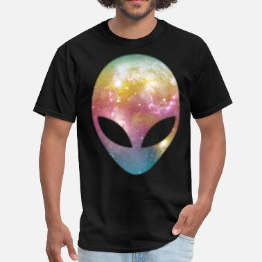 Cosmic Cosmic Alien - Men's T-Shirt