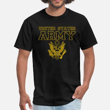 Military US Army - Men's T-Shirt
