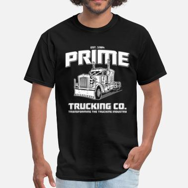 Prime Prime Trucking Co - Men's T-Shirt