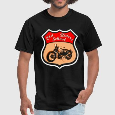 Motard Road Trip - Men's T-Shirt