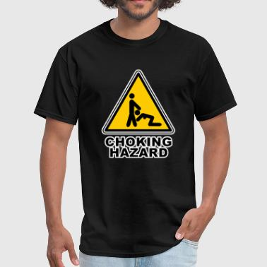 Choking Hazard - Men's T-Shirt
