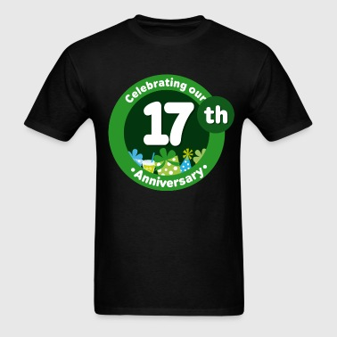 17th Anniversary Celebration Party - Men's T-Shirt