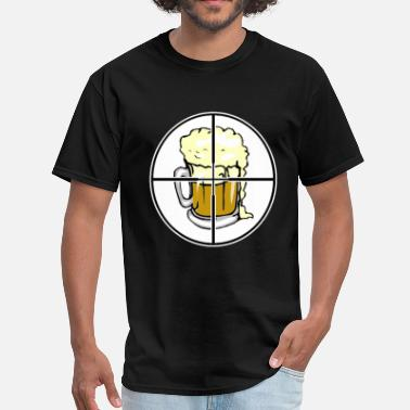 Beer Hunter - Men's T-Shirt