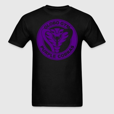 Globo Gym Purple Cobras - Men's T-Shirt