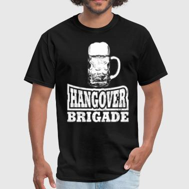 Hangover brigade - Men's T-Shirt