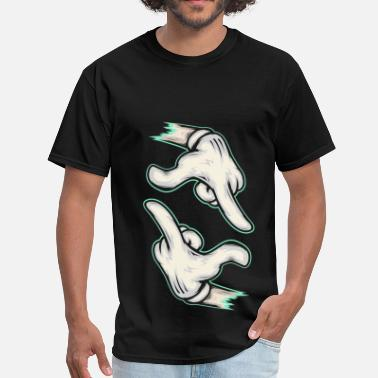 Dopest fingers - Men's T-Shirt