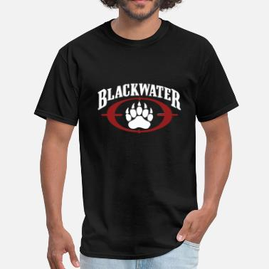 Blackwater New Hot Blackwater - Men's T-Shirt