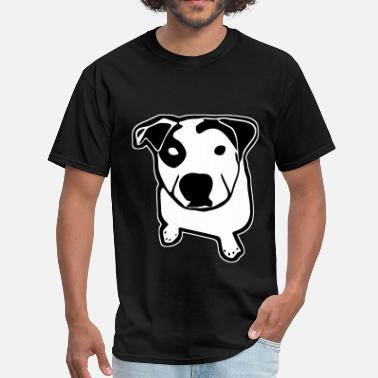 American Pitbull Terrier Pit Bull T-Bone - Men's T-Shirt
