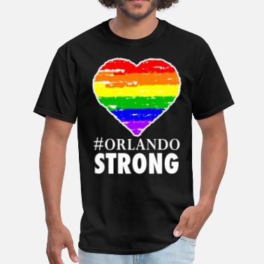 One Pulse Orlando Strong Orlando Strong - Men's T-Shirt