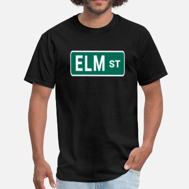 Nightmare On Elm Street Elm Street - Men's T-Shirt