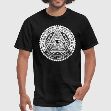 Illuminati Music Illuminati - Men's T-Shirt