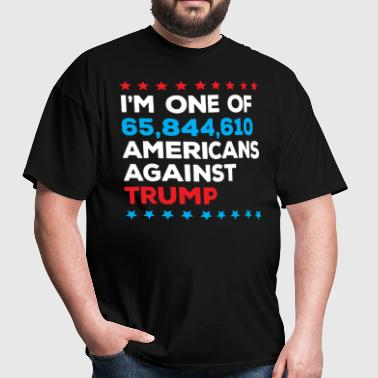 Against Trump - Men's T-Shirt