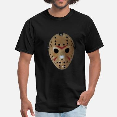 Friday Friday the 13th Jason's Mask - Men's T-Shirt