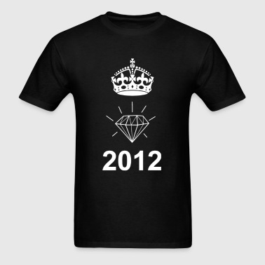 Diamond Jubilee - Men's T-Shirt