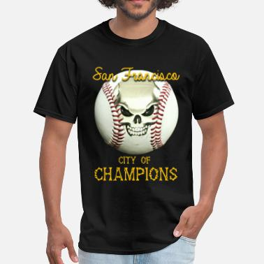 City Of Champions CITY OF CHAMPIONS - Men's T-Shirt
