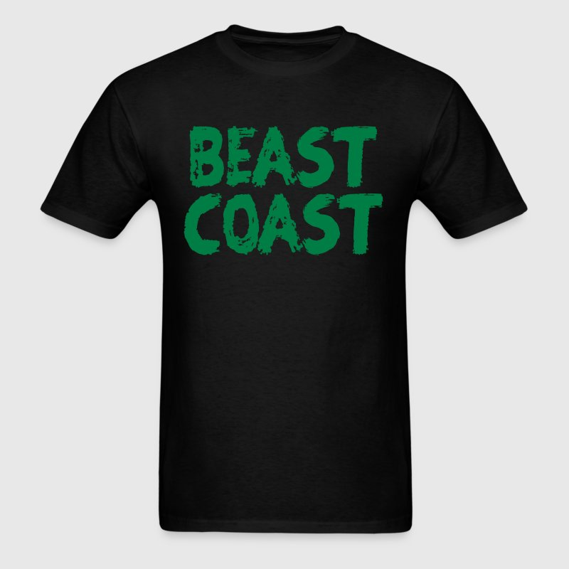 BEAST COAST - Men's T-Shirt