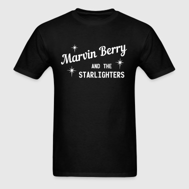 Marvin Berry and the Star - Men's T-Shirt