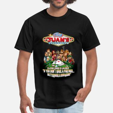 Card Game Big Juan's Card Game - Men's T-Shirt