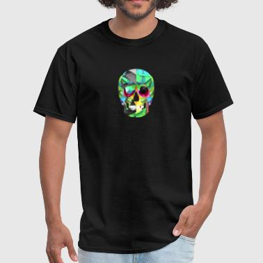 Diamond Skull - Men's T-Shirt