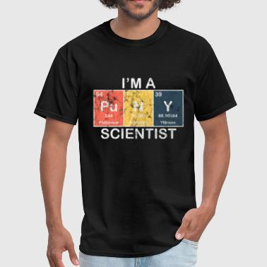 Science - I'm a scientist - Men's T-Shirt