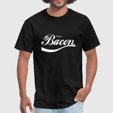 Enjoy Bacon Enjoy Bacon - Men's T-Shirt