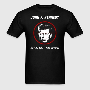 John F. Kennedy Assassination - Men's T-Shirt