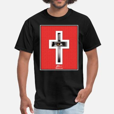 Tdg ***12% Rebate - See details!*** FOCUS ON CHRIST - TDG SIGNATURE COLLECTION - Men's T-Shirt