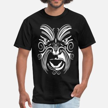 New Zealand TATOUAGE MAORI BLANC - Men's T-Shirt