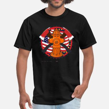 Fire Fighter Fire Fighter - Men's T-Shirt
