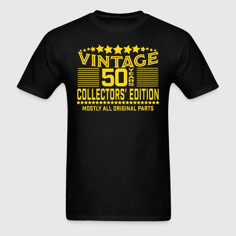 Vintage 50th Birthday - Men's T-Shirt