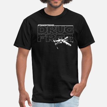 Straight Edge Straight Edge Star Wars Design - Men's T-Shirt