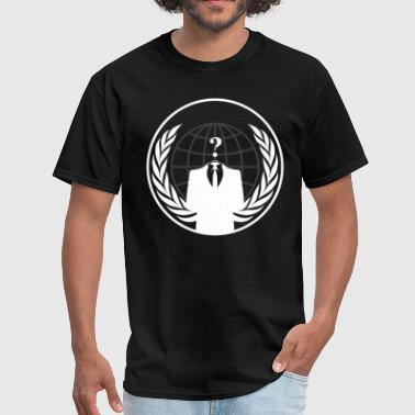 Anonymous logo - Men's T-Shirt