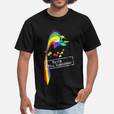 Taste Taste The Rainbow - Men's T-Shirt