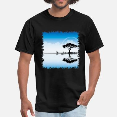 nature_torn_edges - Men's T-Shirt
