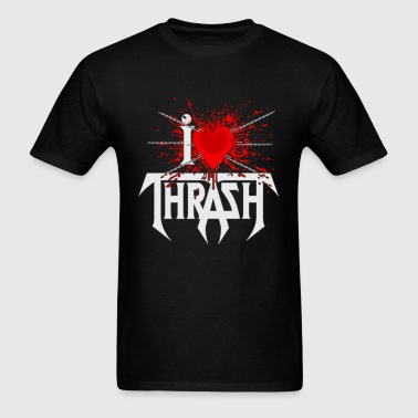 Thrash Retro Testament - Men's T-Shirt