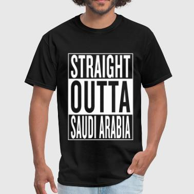 Saudi Arabia - Men's T-Shirt