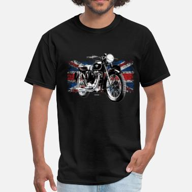 Triumph Motorcycle Matchless motorcycle - AUTONAUT.com - Men's T-Shirt