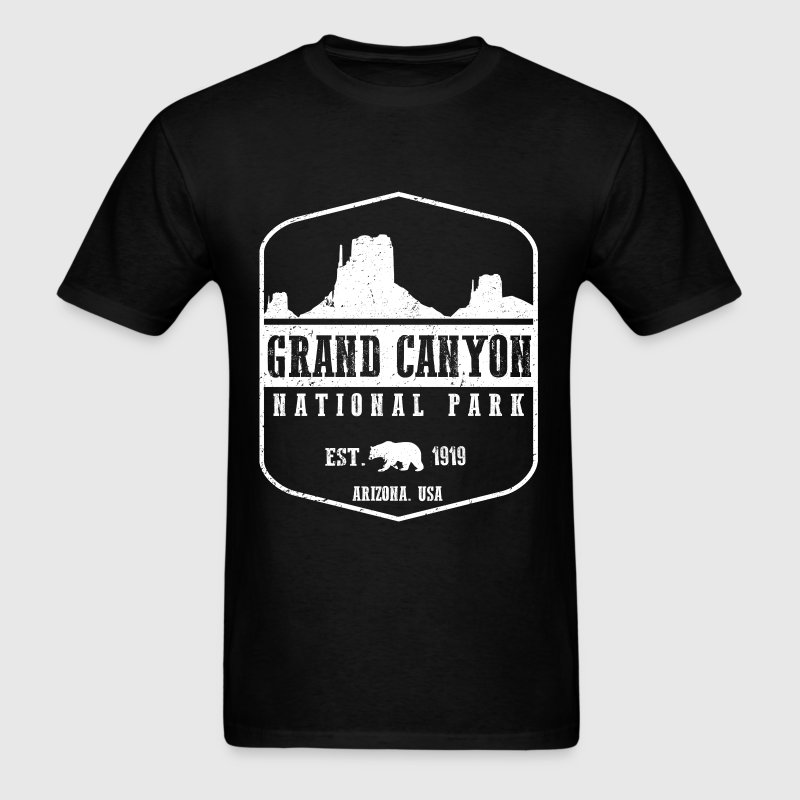 Grand Canyon - Men's T-Shirt